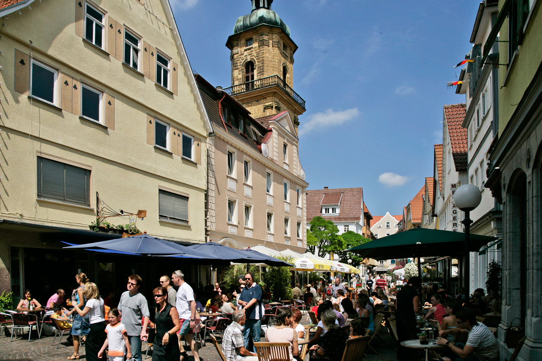 Innenstadt Aalen