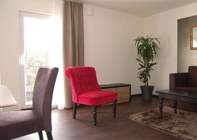 Apartment - Kategorie A - Wohnzimmer