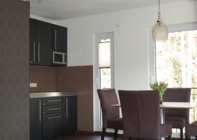 Apartment - Kategorie B - Esstisch