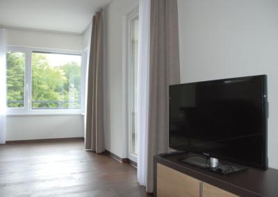 Apartment - Kategorie B - Ausblick und TV