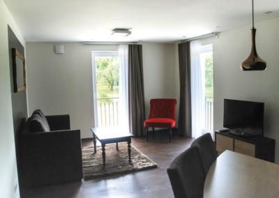 Apartment - Kategorie C - Wohnzimmer