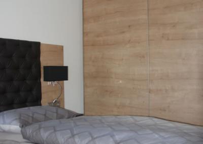 Apartment - Kategorie C - Schlafzimmer