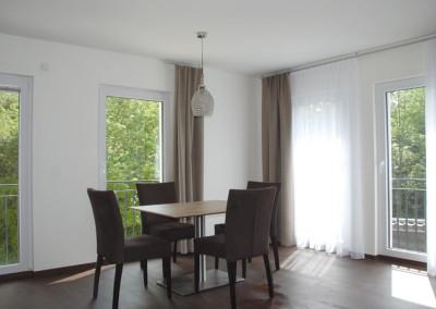 Apartment - Kategorie D - Esstisch