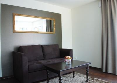Ferienwohnung - Kategorie A - Wohnzimmer
